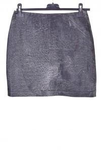 Отлична дамска кожена пола