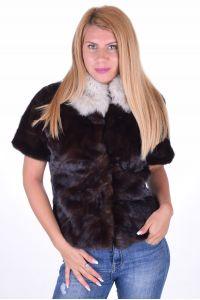Дамско палто от норка