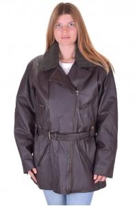 Представително дамско кожено яке