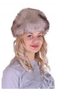 Великолепна шапка от лисица